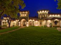 Gorgeous Tuscan Estate With A Hill Country Flare!