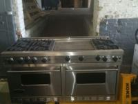 This stove is in fantastic condition and a needs to