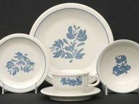 Gorgeous Vintage Dishes Pfaltzgraff dishes- Blue