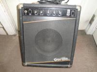 NICE LITTLE AMP. CALL JOHN @