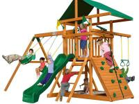 The Outing III Play Set includes great features like a