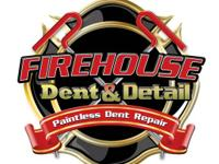 Firehouse Dent & Detail, LLC.  Area: 315 NW 10th street