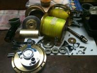 Drawing has started for rod and reel combo. Reels