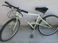 have a mountain bike and a haro bmx bike. both work