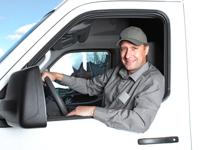 Do you own a pick-up trucks or van and available to