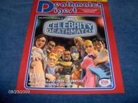 Celebrity Deathmatch Digest Official Program