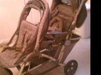 gracco duo glider double stroller asking $100 text Kim