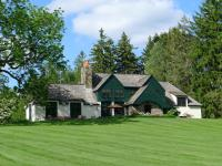 GRACE HILL FARM. One of the most desirable properties