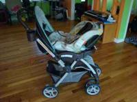 For sale a travel system from Graco, in excellent