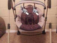 Im selling my graco baby swing. My son used it for a