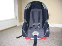 Graco Car Seat that can be backward facing for infants