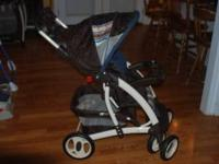 I have for sale a Graco Car Seat stroller combo which