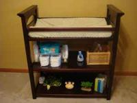 Graco Lauren Changing Table...in great condition..pick