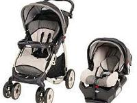 Graco Stylus Travel System - Ben. Ben is the name of