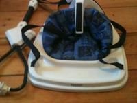 Graco Doorway Jumper # 8740  Setting up quickly and