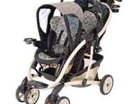 Graco quattro tour duo in rittenhouse only a year old,