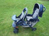 I have a graco double for sale. used. not bad shape.