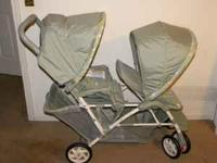 Graco Duo Glider stroller, bought new, barely used, in