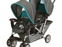 Comfy adventures for two, plus you! The Graco