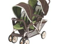 Graco DuoGlider LX Stroller in Pippin durable,