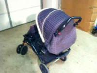 Graco DuoGlide Stroller This stroller is in good