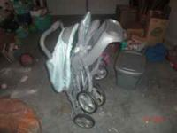 I have a Graco Duoglider stroller in great shape! I