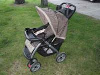 Very nice Graco Eddie Bauer addition Baby Stroller. Has