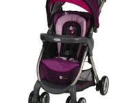 Experience Graco's new stroller, the Graco FastAction