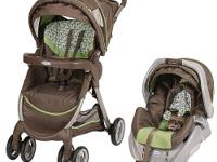 Experience the only travel system with a one-second