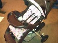 I have a full size Graco stroller in great condition.