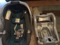 I have a Graco infant car seat that includes the base