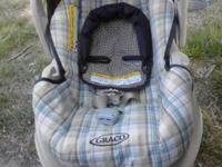 brand new used for 6 months. car seat and base both