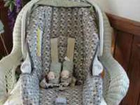 Graco Infant Carseat - Lowery Our grandbaby has