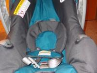 Listing is for a Graco Infant Carseat with base
