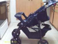 Graco LiteRider Stroller. Does not have the matching