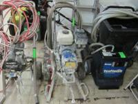 Graco Magnum lts 15 paint sprayer with 3000 psi for