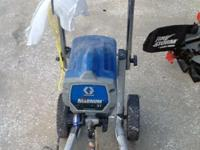 Graco Magnum X7 Electric Airless Paint Sprayer. 120v