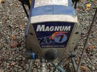 GRACO MAGNUM XR7 AIRLESS PAINT SPRAYER $285 IN FINE AND