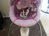Graco minnie mouse limited edition baby swing. In