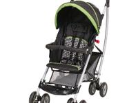 With the Mosaic Stroller in the Logan fashion from