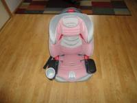 Graco Nautilus 5 point harness convertible car seat,