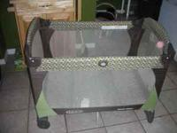 Barely used Graco Pack n Play excellent condition. Call