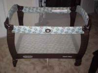 Graco pack-n-play for sale, still in great condition