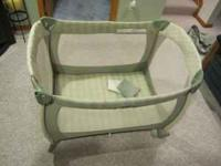 Very clean Graco Pack n Play/Bassinet/Changing Station