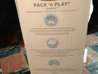 I have a Graco pack n play element-Erin for sale. In