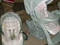 I have for sale a Graco car seat/stroller combo in a