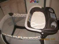 we are selling our Graco Playard it was only used maybe