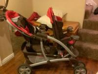 This stroller is still in like new condition! It is