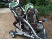The Graco Quattro Tour Duo Stroller is the ultimate in