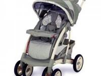 Graco Quattro-Tour stroller for infants and children up